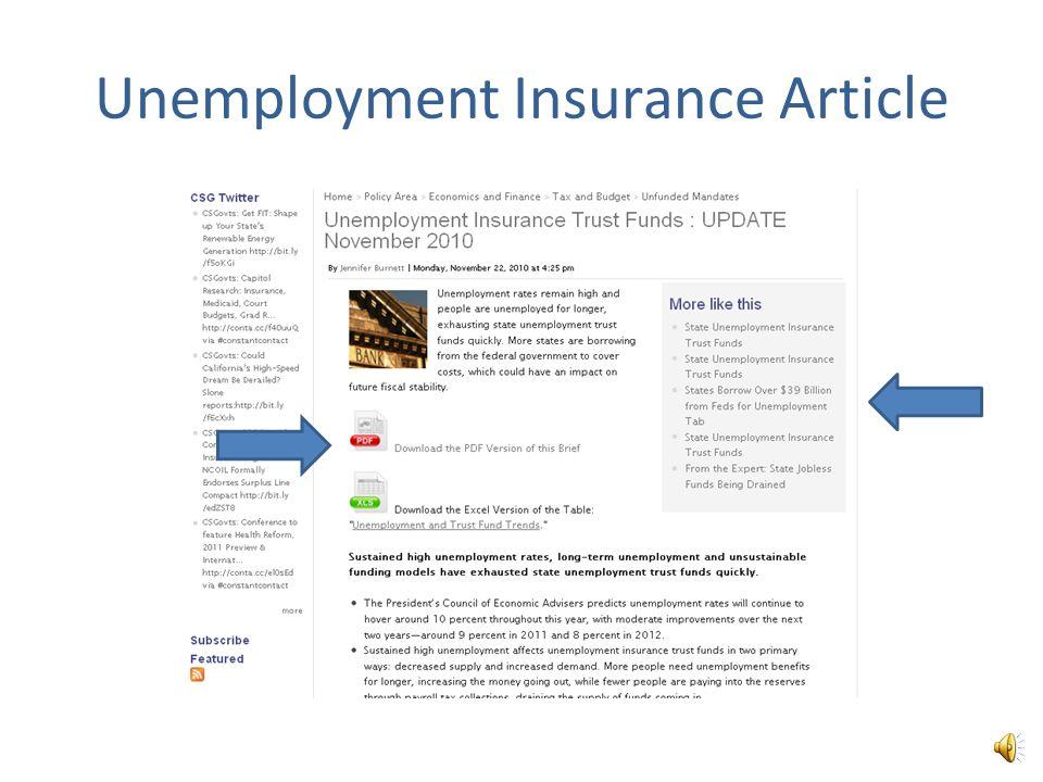 Economics & Finance Page