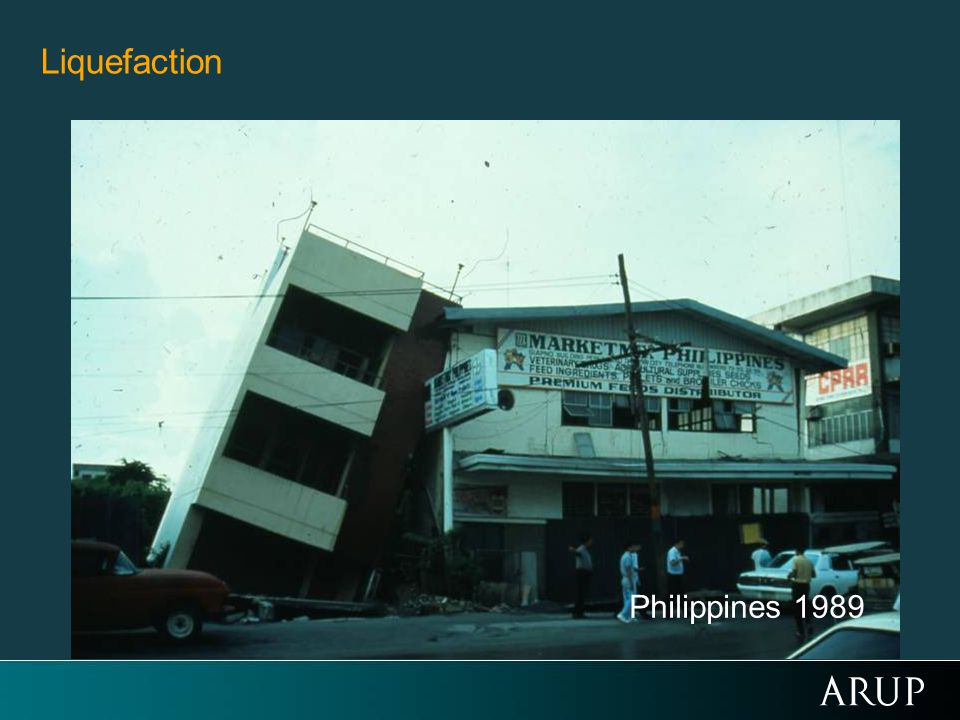 Philippines 1989 Liquefaction