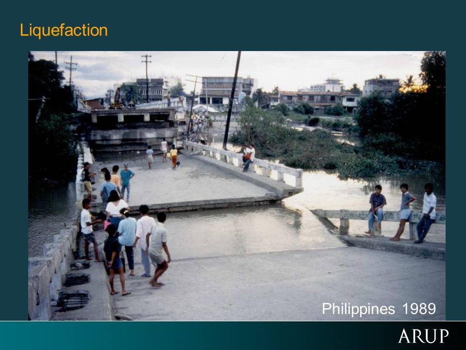 Philippines 1989 Liquefaction