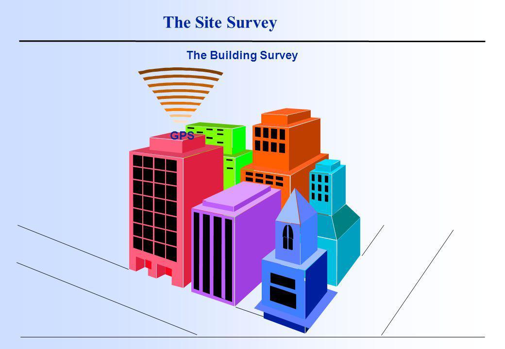 GPS The Site Survey The Building Survey