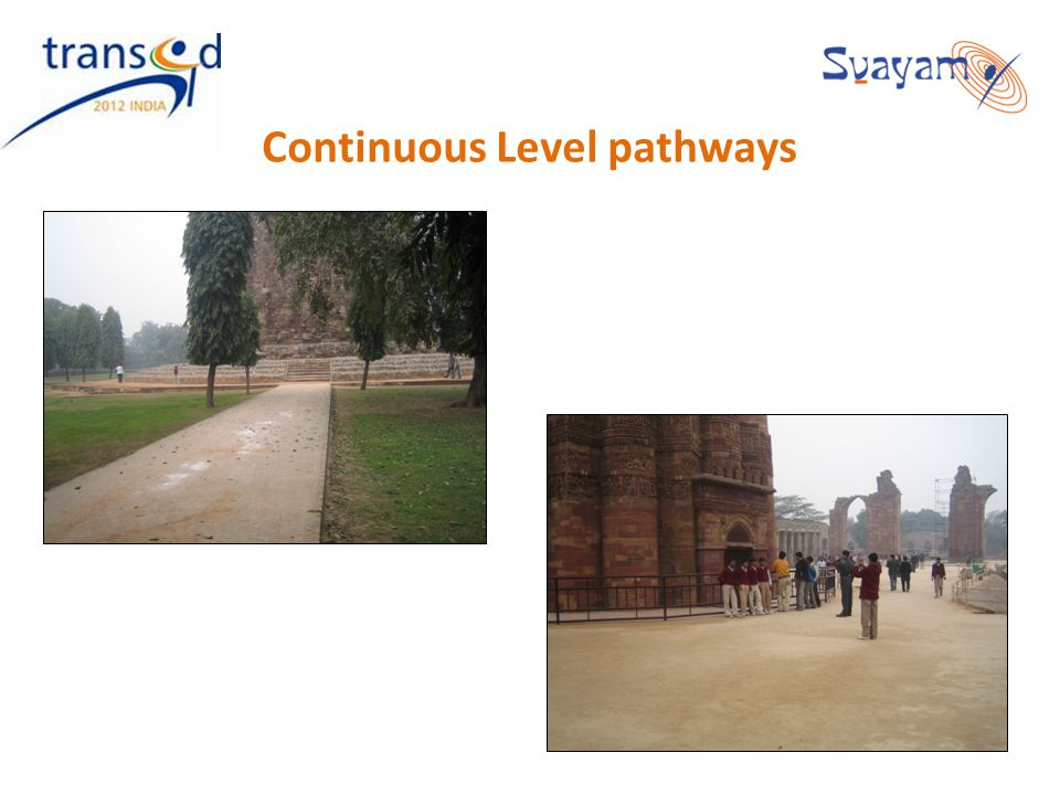 Continuous Level pathways