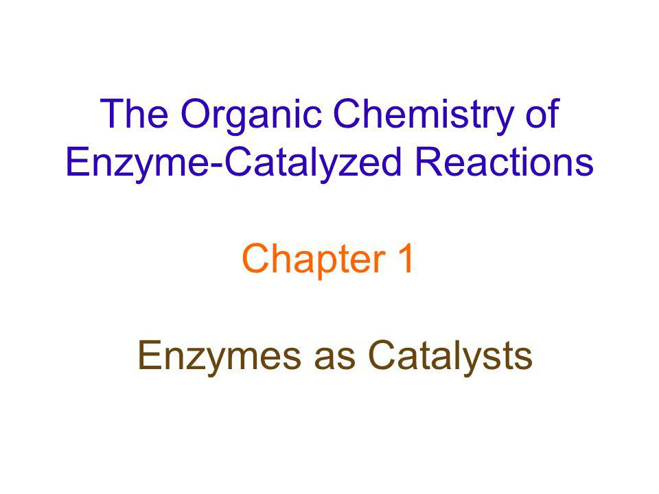 Scheme 1.7 Charge relay system for activation of an active- site serine residue in -chymotrypsin