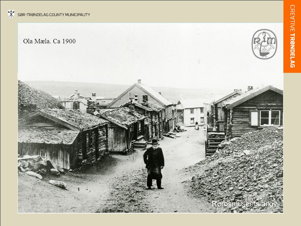 Røros World Heritage Site www.worldheritageroros.no is a website that digitally presents The Røros World Heritage Site through film, photographs, literature, animation and articles.