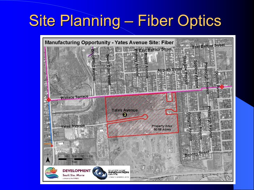 Site Planning – Fiber Optics