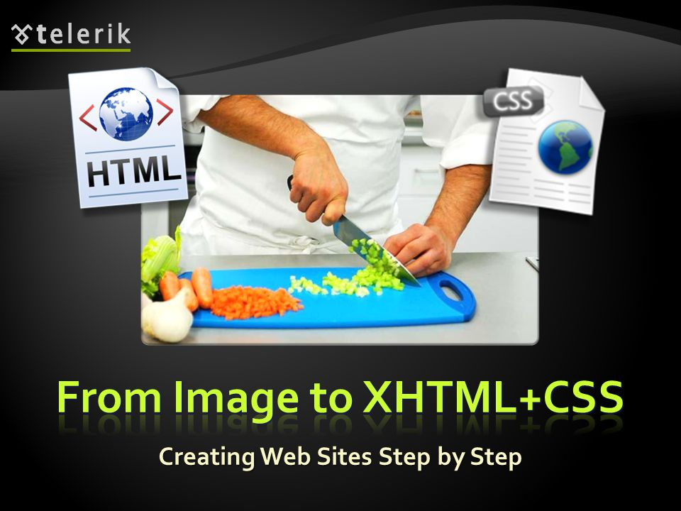 Creating Web Sites Step by Step