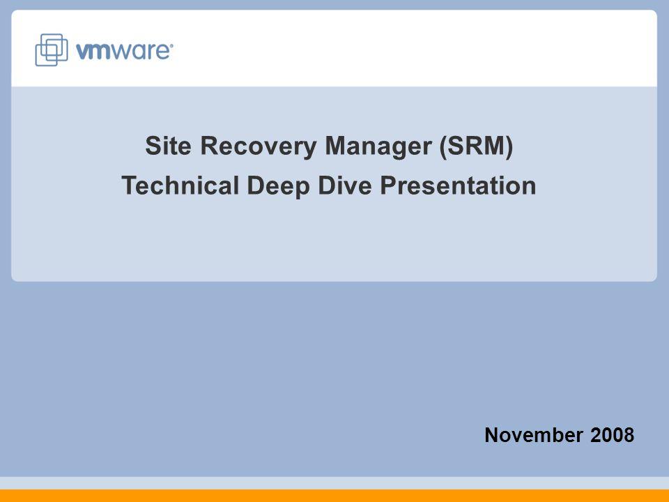 Recovery Plan VM Shutdown High Priority VM Recovery Prepare Storage High Priority VM Shutdown Normal Priority VM Recovery
