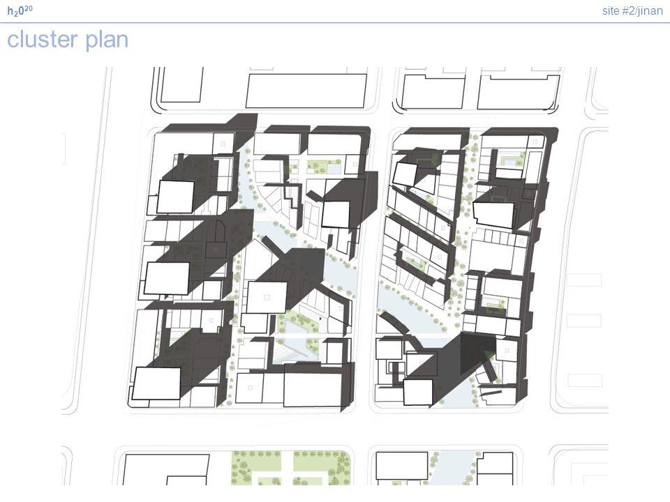 site #2/jinanh 2 0 20 cluster plan