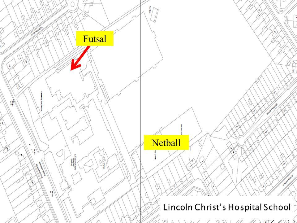 Netball Futsal