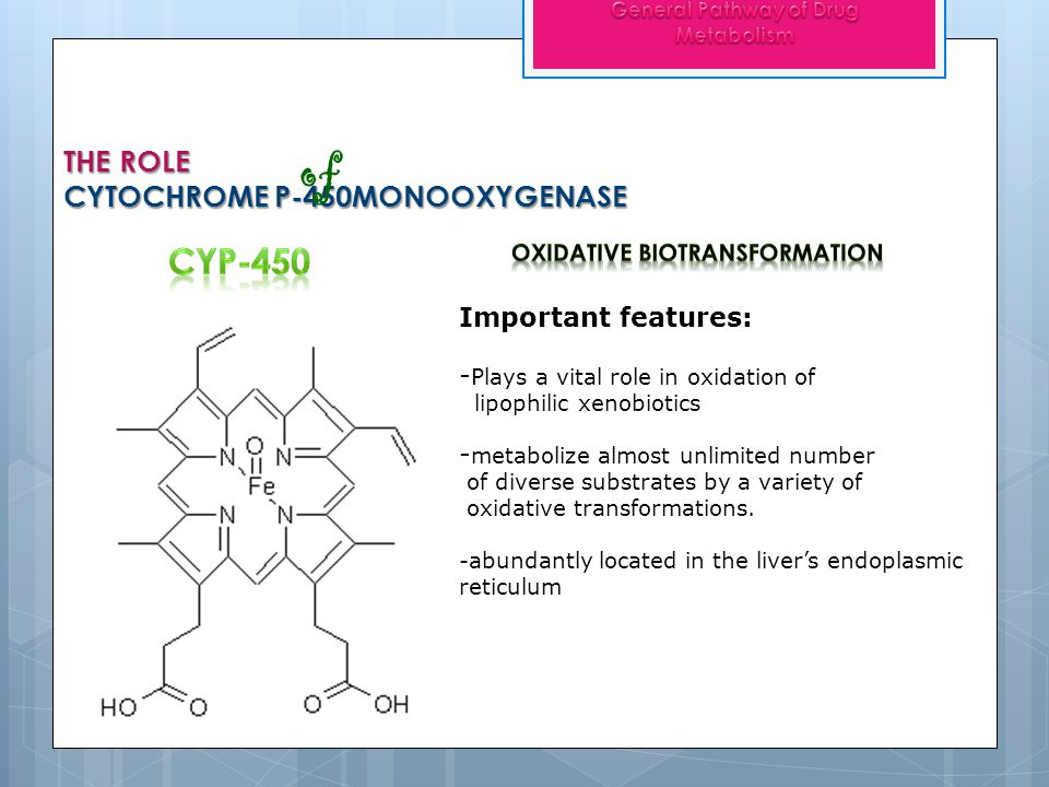 Oxidation of Olefins Reaction leads to the formation of epoxide or oxirane Susceptible to ENZYMATIC HYDRATION & GSH CONJUGATION