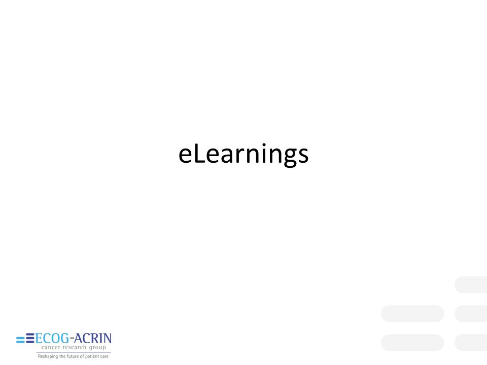 eLearnings