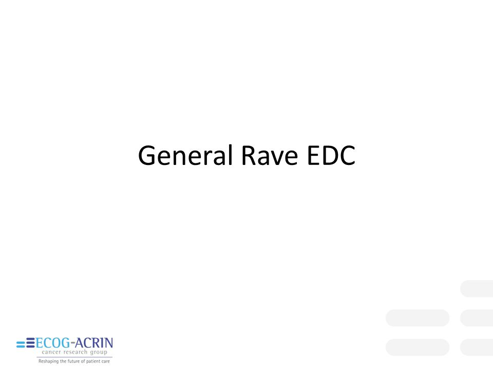 General Rave EDC
