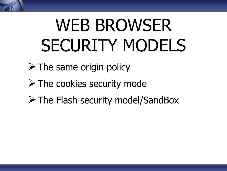 Web Storage Vuln.