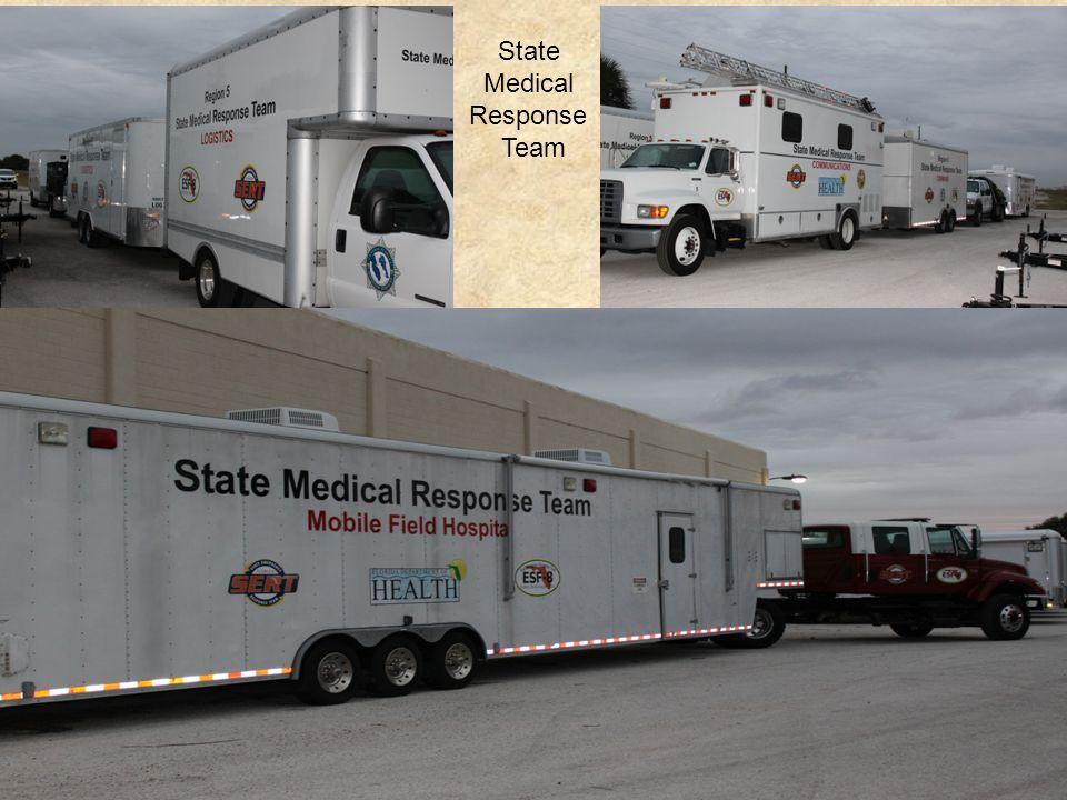 33 State Medical Response Team