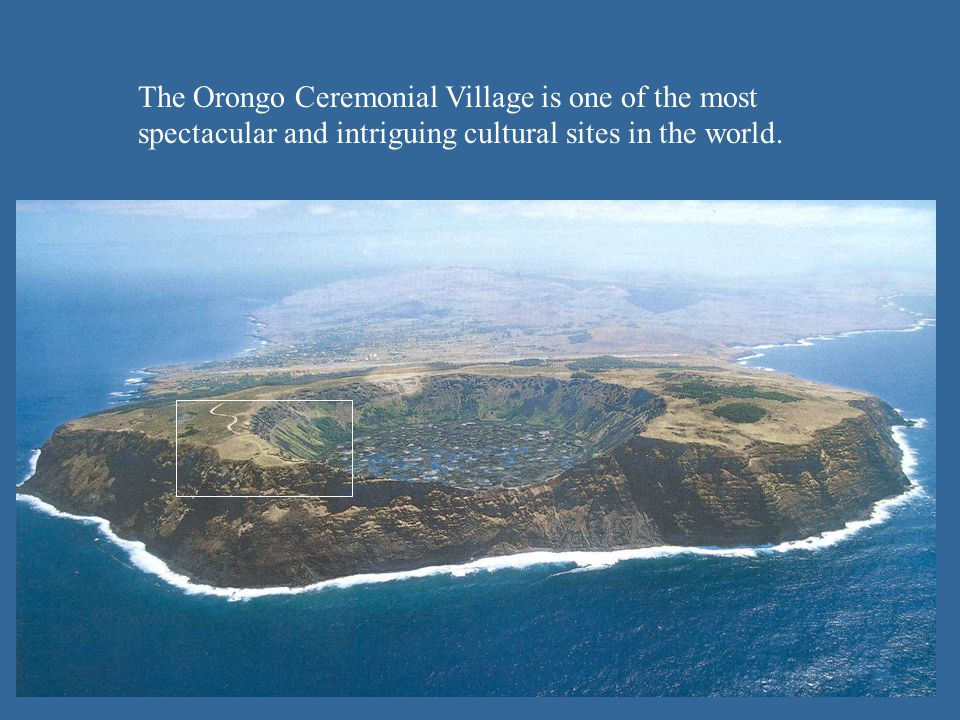 The Orongo Ceremonial Village is one of the most spectacular and intriguing cultural sites in the world.