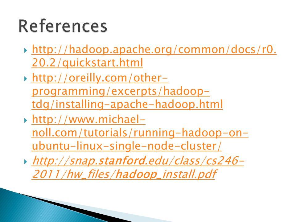 http://hadoop.apache.org/common/docs/r0.