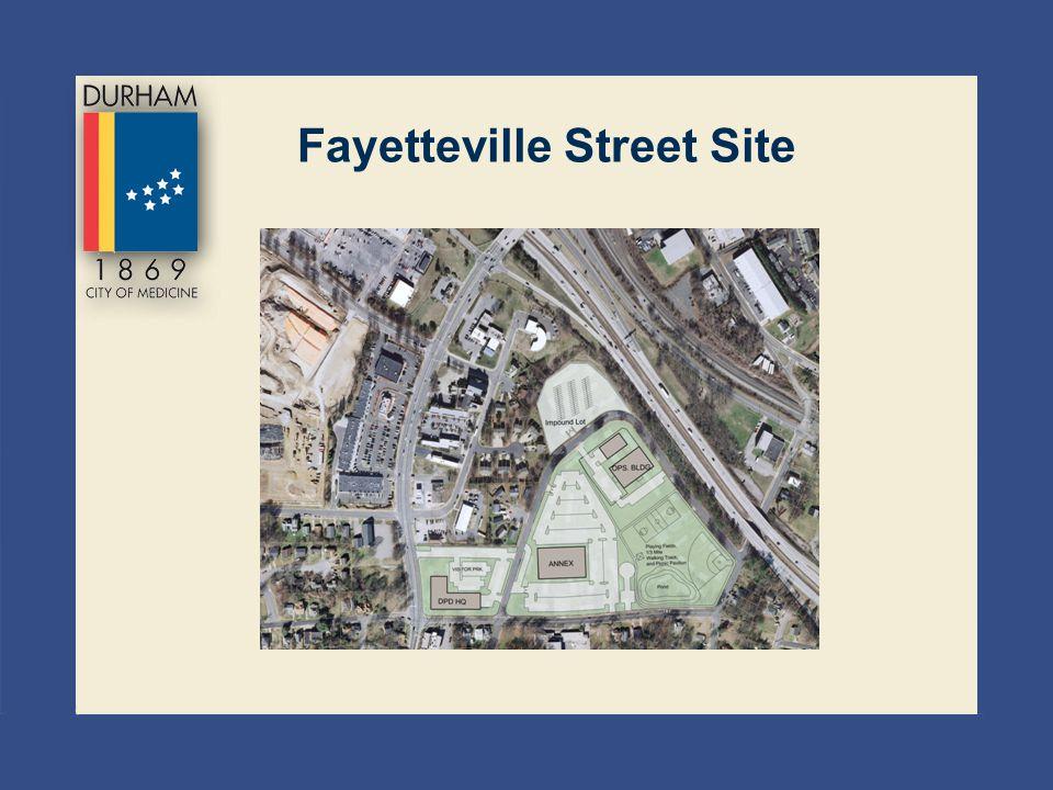 Fayetteville Street Site
