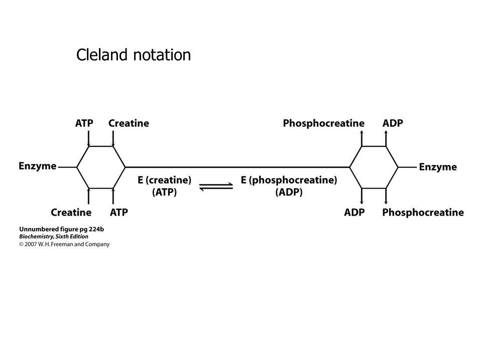 Cleland notation