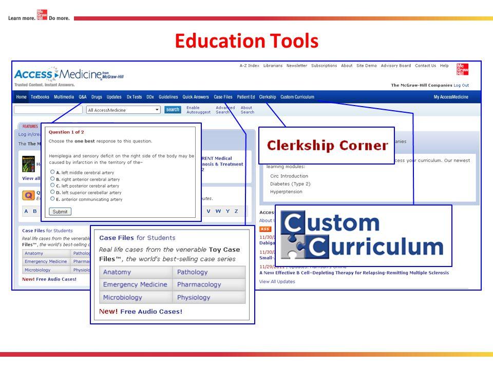 Education Tools
