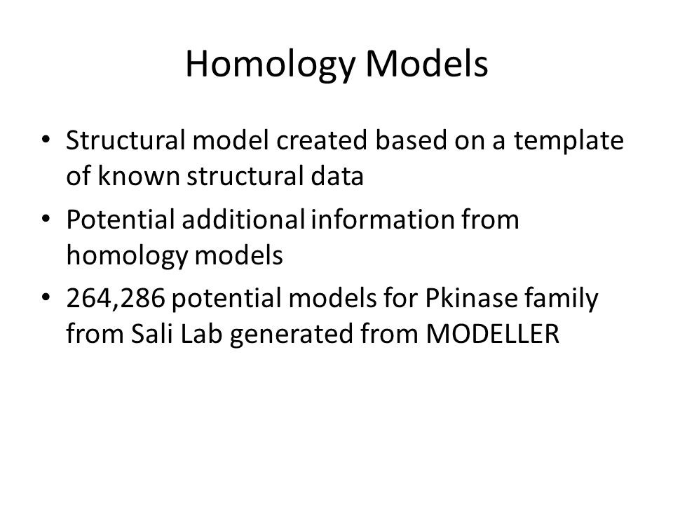 Selecting Models Select models with strict rule for model quality – E-value ( =0.7), MPQS (>=1.1), zDOPE (<0) Filtered out models that are more than 5Å distance from input substructure (3HEC binding site)