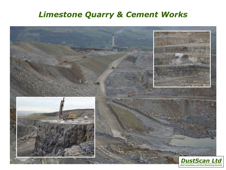 Limestone Quarry & Cement Works