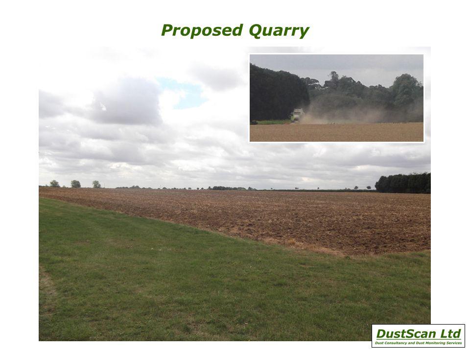 Proposed Quarry