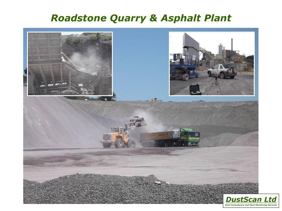 Roadstone Quarry & Asphalt Plant