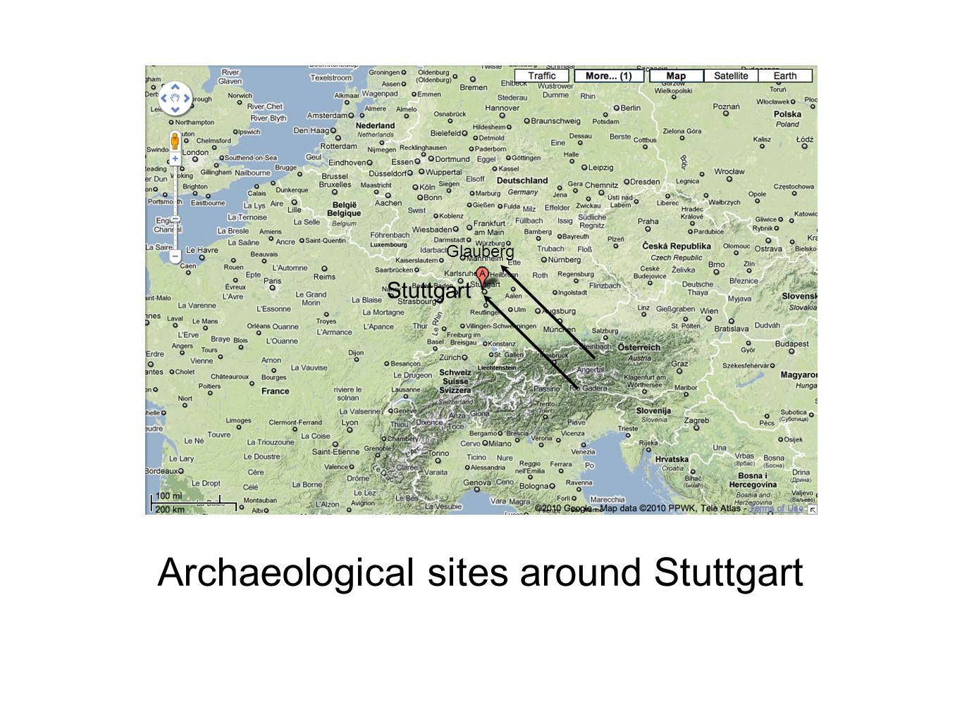 Glauberg Archaeological sites around Stuttgart Stuttgart