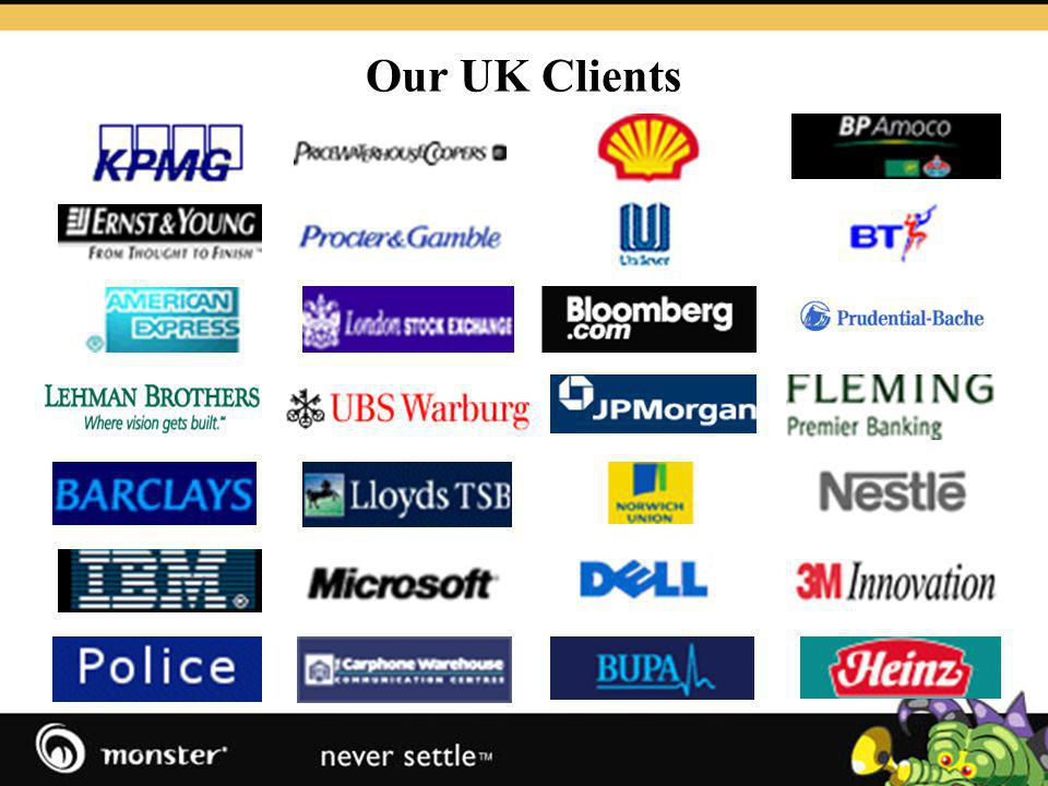 Our UK Clients