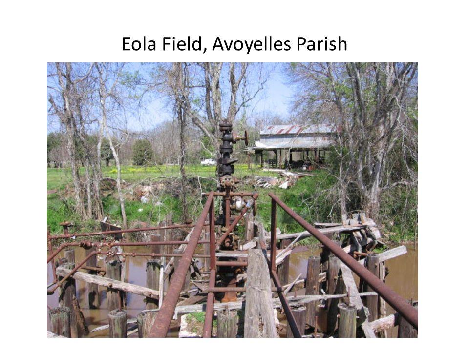 Eola Field, Avoyelles Parish