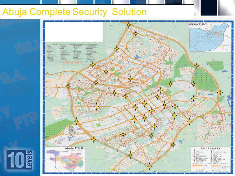 5 Abuja Complete Security Solution