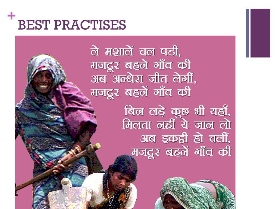 + BEST PRACTISES