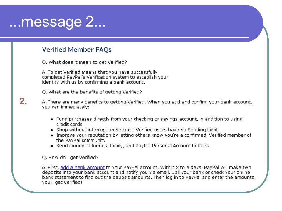 ...message 2... 2.