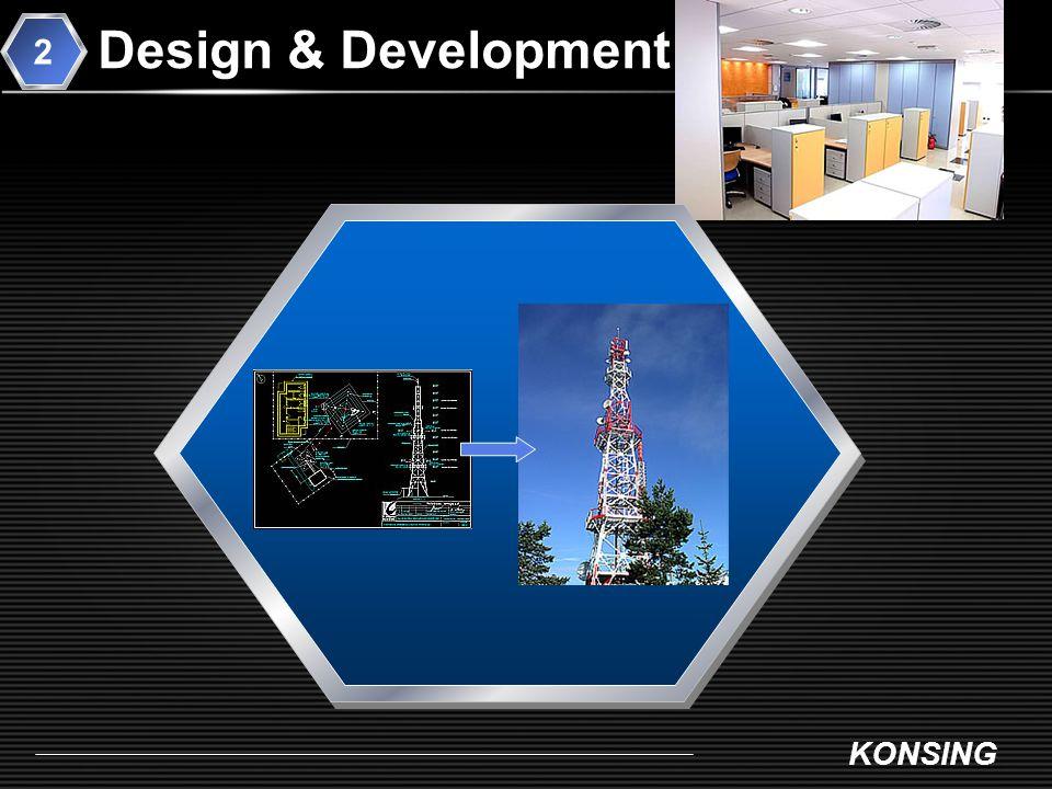 KONSING Design & Development 2