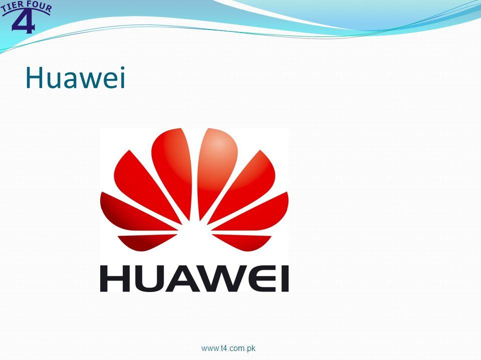 Huawei www.t4.com.pk