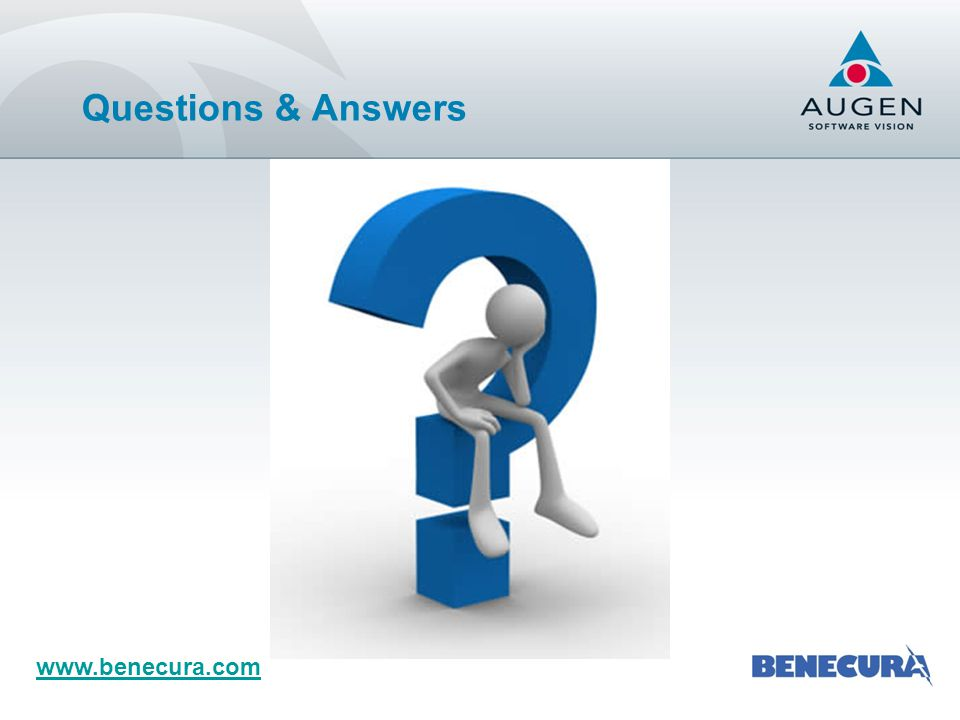 www.benecura.com Questions & Answers