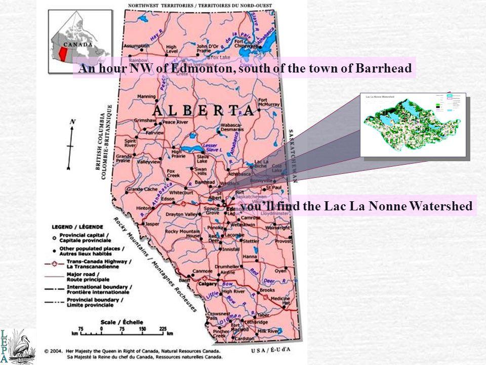 Lac La Nonne Enhancement and Protection Association www.lepa-ab.com