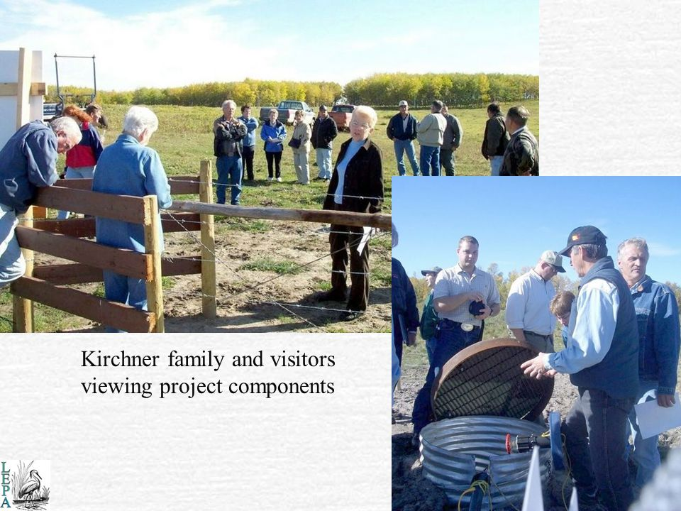 measuring sustainability of riparian areas and natural pastureland presented by Cows and Fish (Alberta Riparian Habitat Management Society)