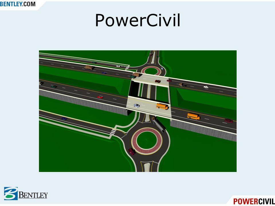 Why Use PowerCivil.