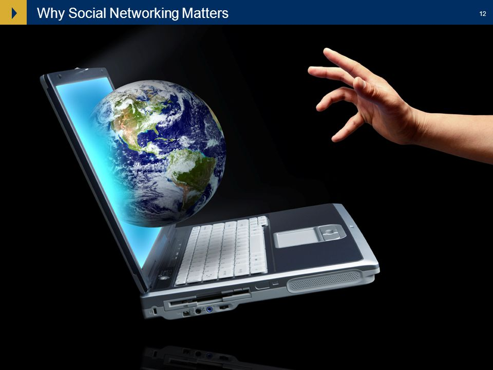 12 Why Social Networking Matters