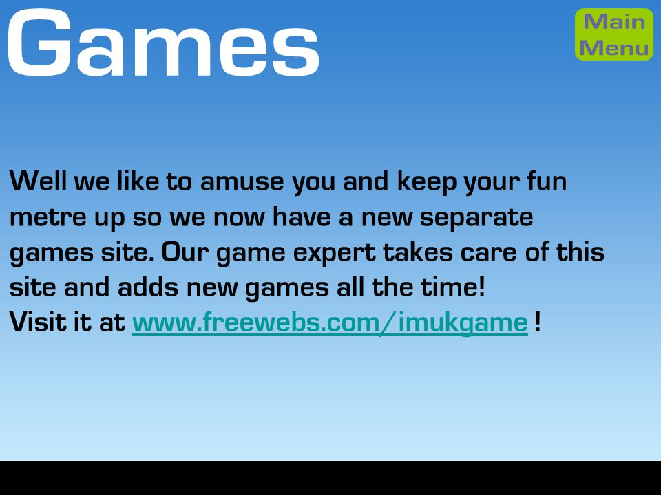 Welcome to J:help online tutorial. You are in GAMES.