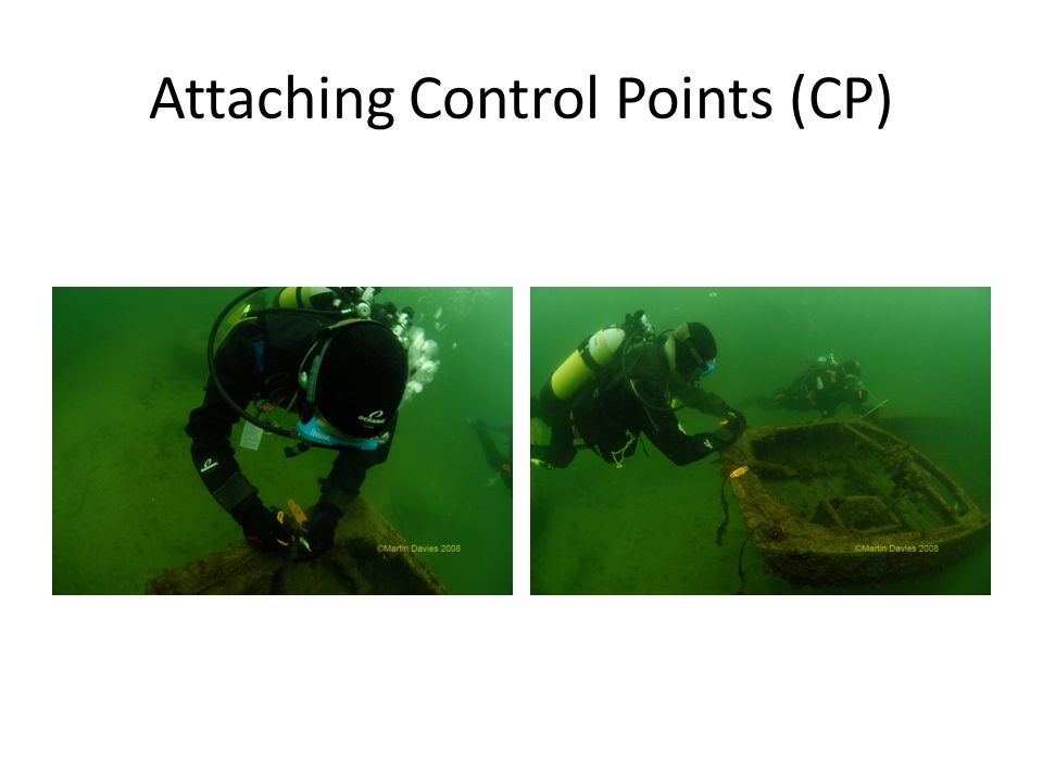 Attaching Control Points (CP)