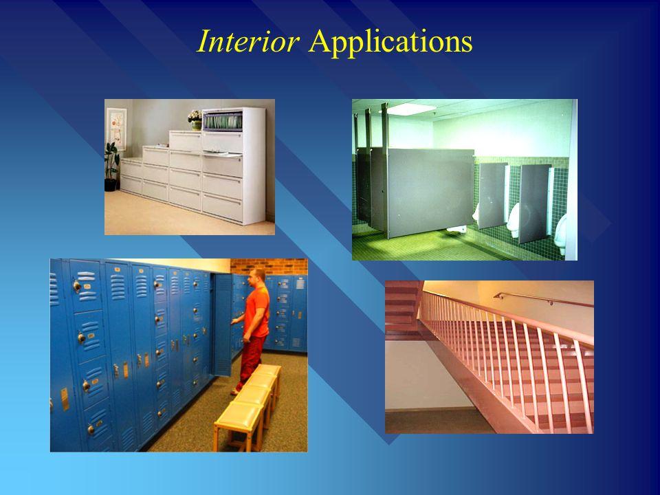 Interior Applications =