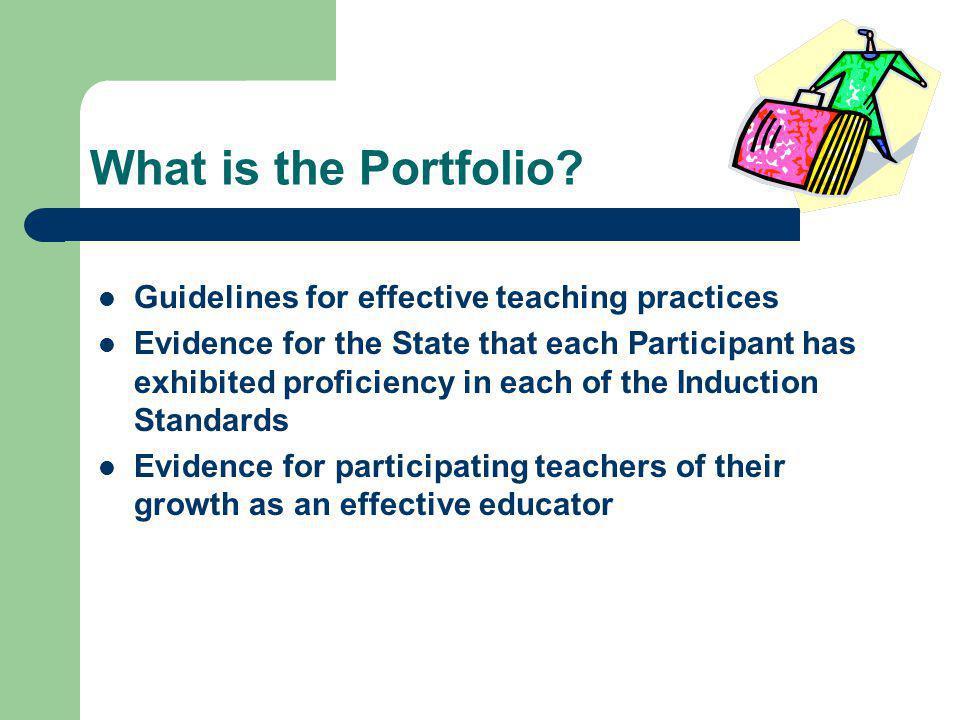 What is the Portfolio.