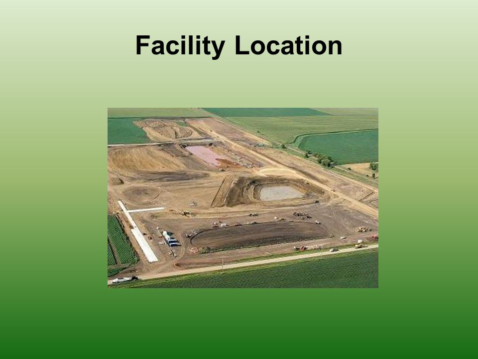 Facility Location