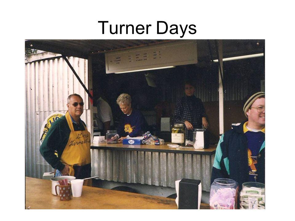 Turner Days