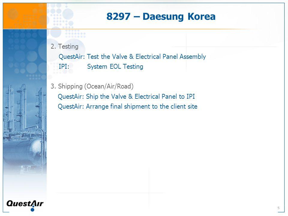 5 8297 – Daesung Korea 2.