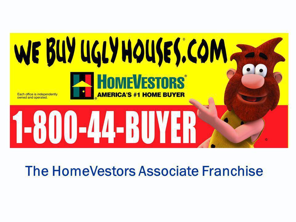 The HomeVestors Associate Franchise