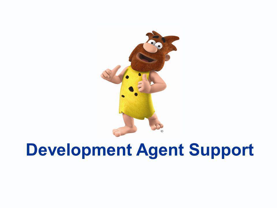Development Agent Support