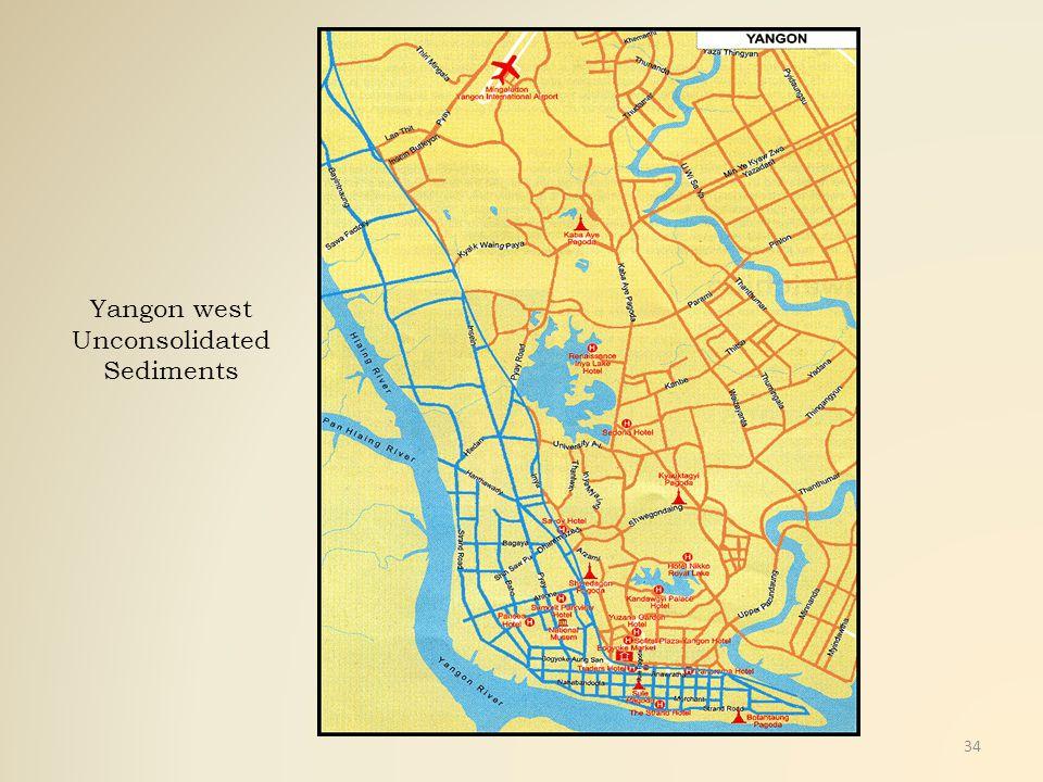 Yangon west Unconsolidated Sediments 34