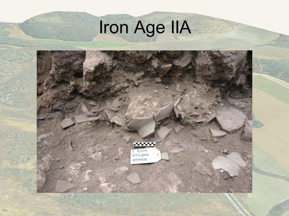 Iron Age IIA